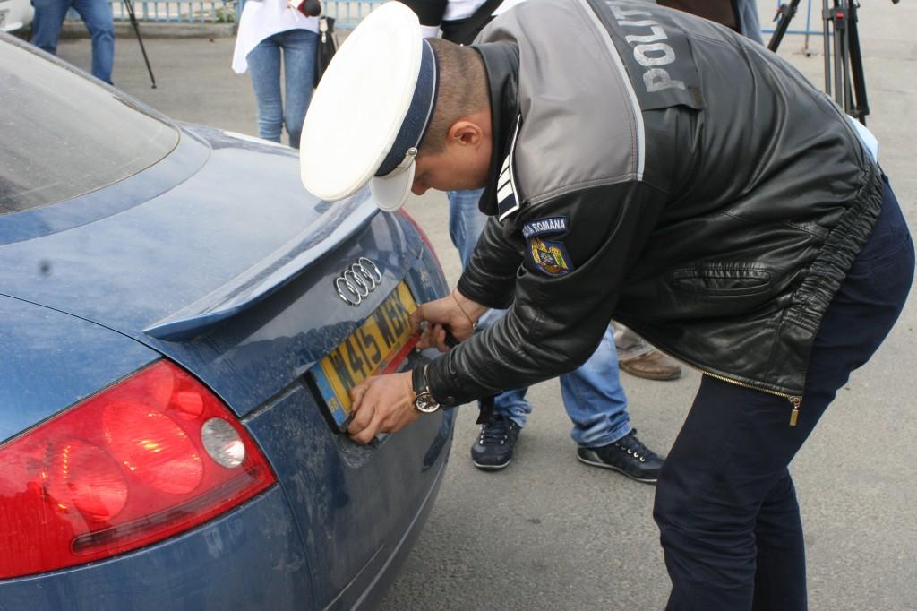Verificare auto înmatriculate în străinătate